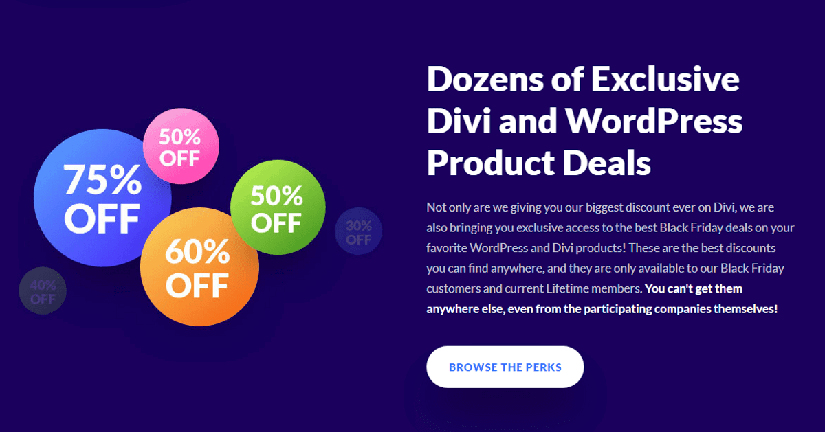 divi black friday deals 2019